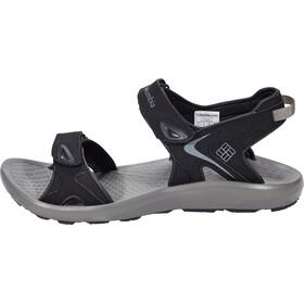 Columbia Techsun - Sandales Homme - gris/noir
